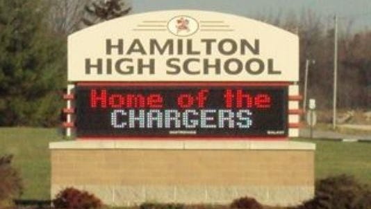 Hamilton High School will see a renovation and expansion of the applied engineering and technology area, along with a 15-classroom addition if a referendum is approved.