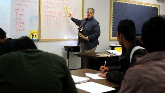 The number of teachers in Buncombe County and Asheville City Schools have remained relatively stable over the past five years. Buncombe County had 1,536 teachers in the 2016-17 school, Asheville 341.