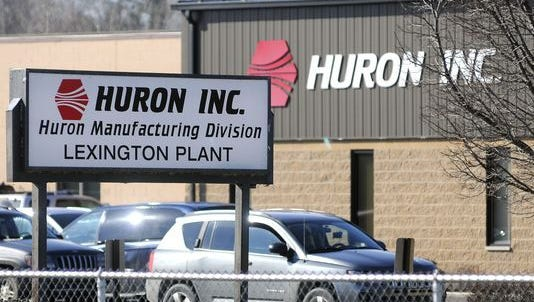 Huron Inc. is one of the Lexington area businesses that received Paycheck Protection Program loans of $150,000 or more.
