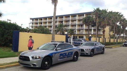 Cocoa Beach police