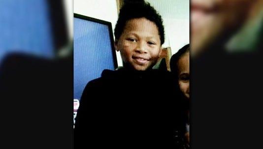 Xavier Preston, 8, went missing in Covert Township Sunday, Feb. 18, 2018.