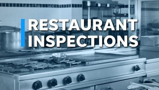 York County restaurant inspections