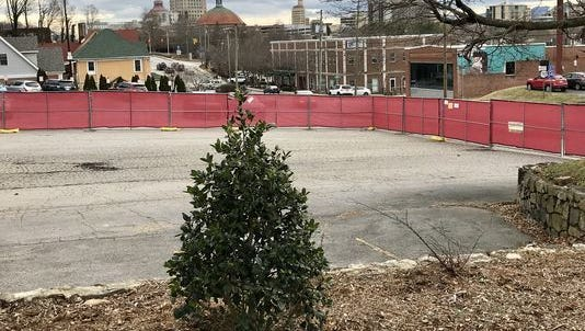 Ingles has bought this 2.2-acre lot on Charlotte Street, next to the historic Patton Parker House. The grocery chain has leased the property for decades, ever since a store there burned down in 1994.