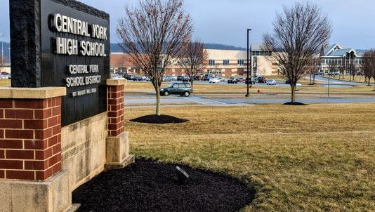 Central York High School in Springettsbury Township landed at No. 61 out of 500 in Niche's ranking of Pennsylvania school districts.