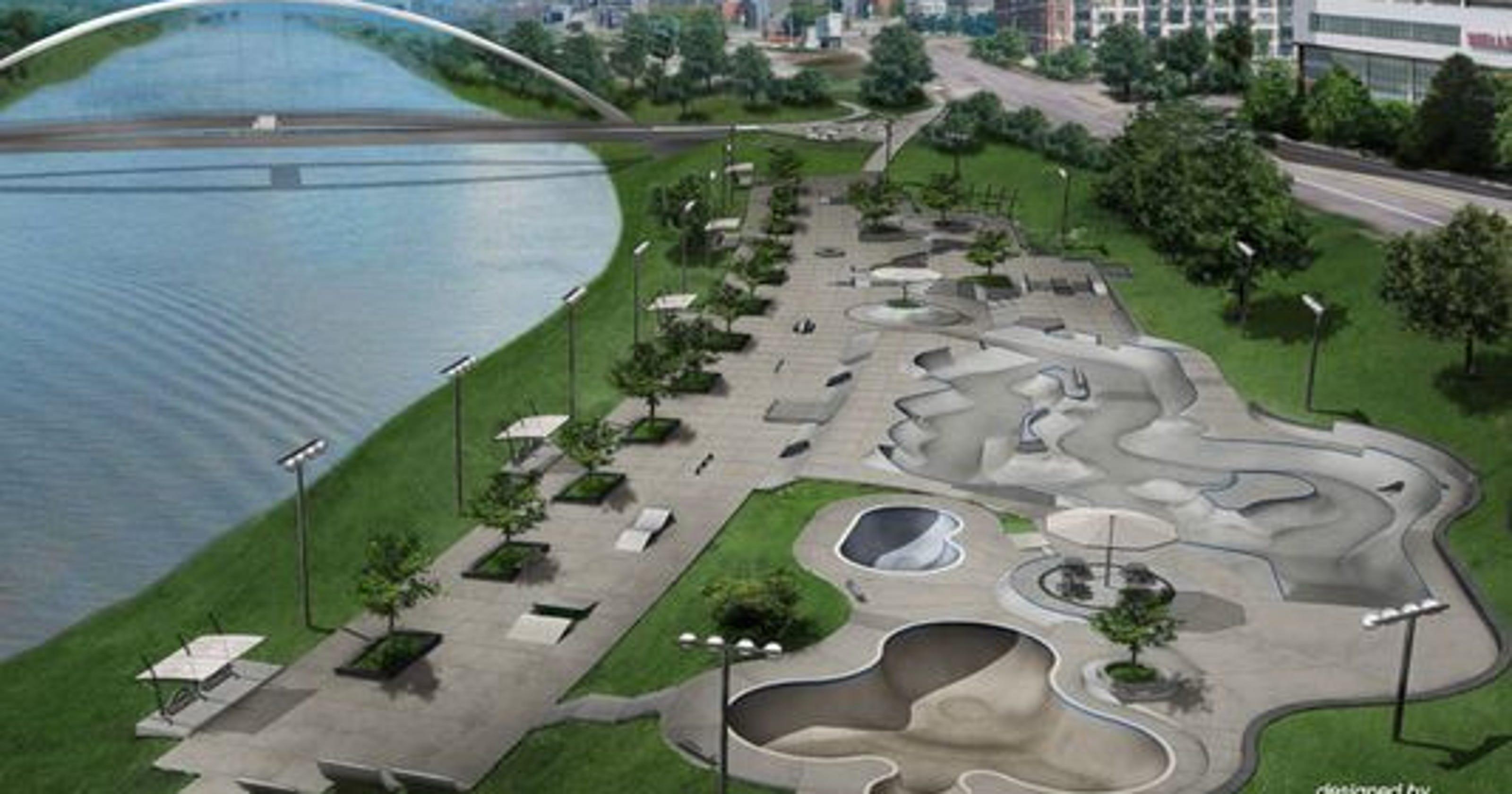 Prairie Meadows grant means Des Moines' Lauridsen Skatepark will