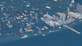 A Google Earth image of Atlantic City using extreme,