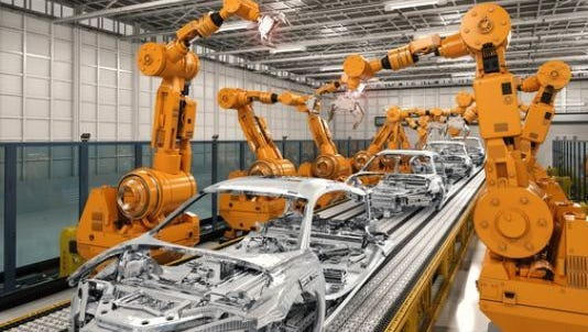 Automation is a challenge to the American worker.
