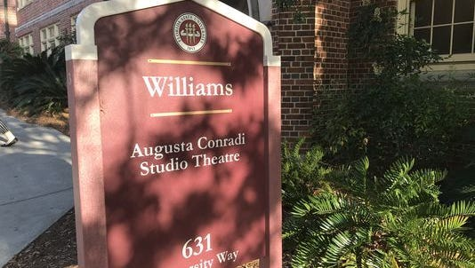 The School of Theatre Town Hall Meeting was held this past Thursday, April 12 from 4:00 to 6:00 p.m. in the Augusta Conradi Studio Theatre.