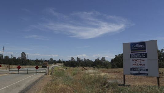 Stillwater Business Park opened in 2010. To date, one lot has sold in there. A Southern California-based developer wants to buy the remaining 15 lots in the industrial park.