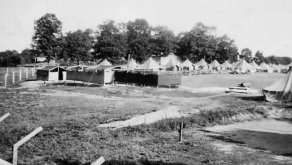 Camp Stewartstown, home to about 2,000 German POWs.