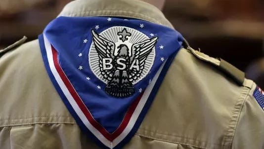 The Boy Scouts are dropping the word 'boy' from the name of their flagship program.