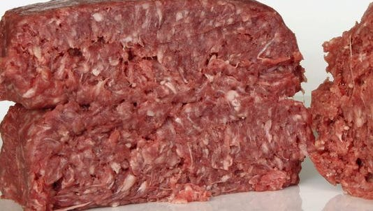 Ohio Sam's Clubs sold some of more than 6.9 million pounds of beef recalled because of Salmonella concerns earlier this month.