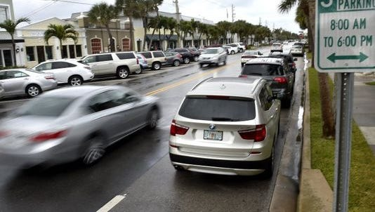Parking along Ocean Drive in Vero Beach has been an issue for years. Now, parking meters or kiosks may be coming.