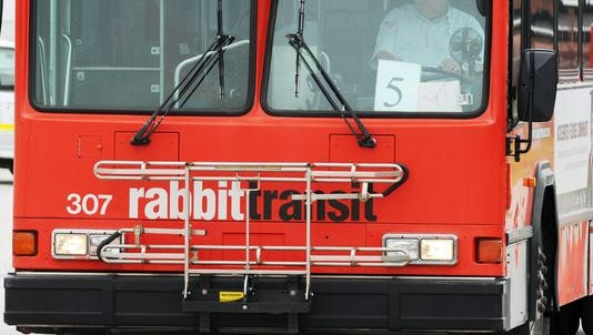 Rabbittransit will receive funding from a $330 million allocation from federal, state and local tax dollars.