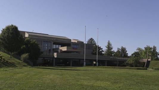 Redding Civic Auditorium