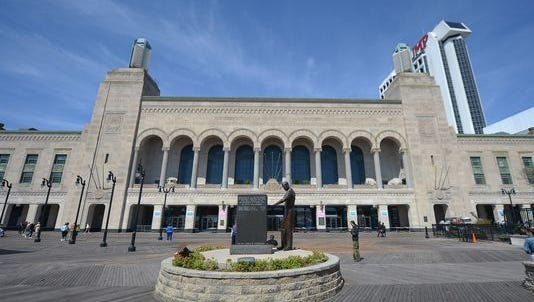 The MAAC announced Friday that the year-end basketball tournament is moving to Boardwalk Hall in Atlantic City from 2020-22.