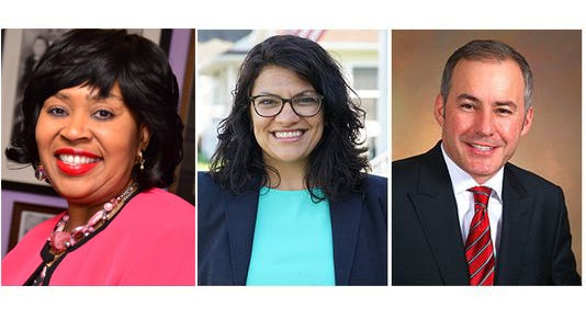 A poll done by EPIC-MRA shows Detroit City Council President Brenda Jones, former state Rep. Rashida Tlaib and Westland Mayor Bill Wild leading the race to replace former U.S. Rep. John Conyers.