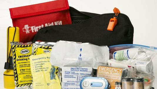 Full Kit: How to build a preparedness kit in 24 weeks