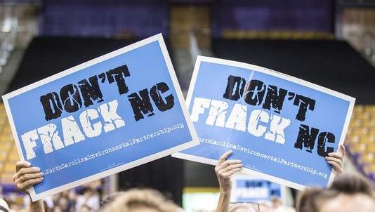 Don't Frack NC