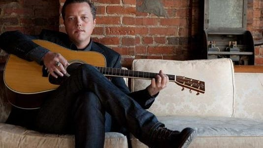 Jason Isbell, whose stellar guitar work and songwriting helped the Drive-By Truckers achieve fame, will play the Christmas Jam. Photo by Michael Wilson.