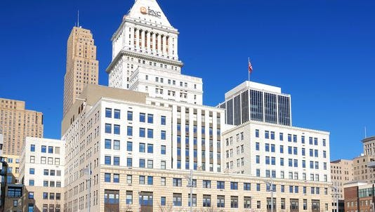 The PNC Tower annex at 309 Vine St. will be redeveloped for mixed-use purposed.