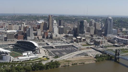 The region is making slow but steady progress against peer cities, according to a new report.