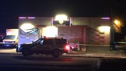 One person was killed, and two others were injured in a shooting after a fight broke out at an Aurora bar