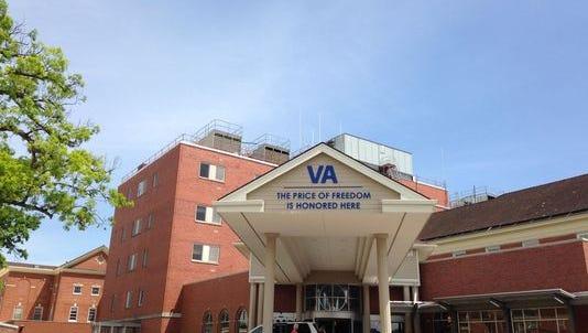 The VA Medical Center in Des Moines