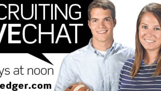Join Riley Blevins and Courtney Cronin for a recruiting live chat