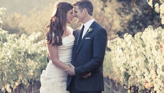Brittany Maynard on her wedding day.