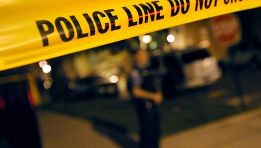 Deville man and woman dead after Thursday shooting.
