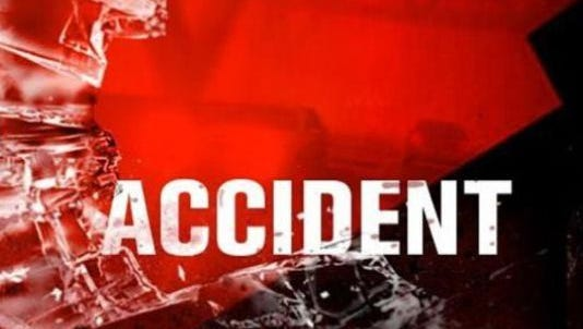 A motorcyclist died after a traffic accident in the Alexandria area.