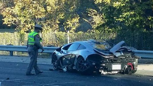 Car crash in N. Texas