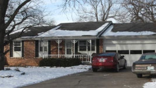 The body of Curtis Payne was found in this Dollison Avenue home in February.