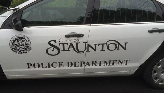 Staunton Police Dept.