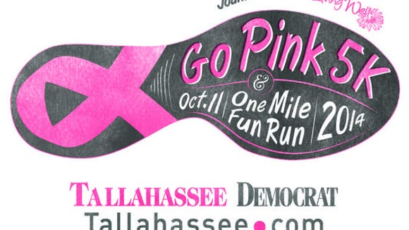 Go Pink 5K is Saturday