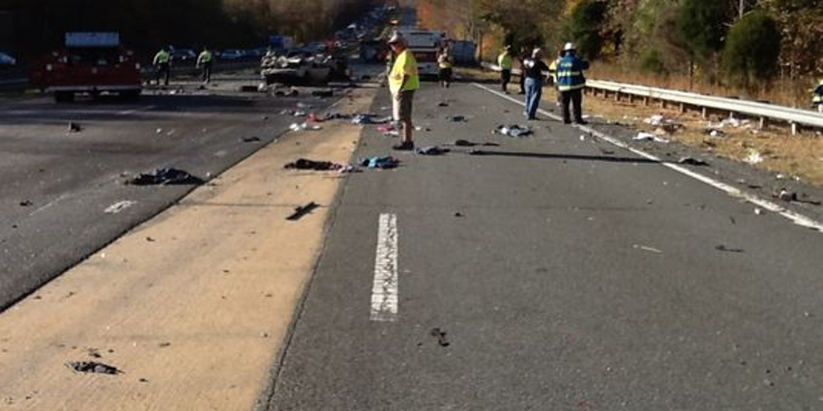 Wife Is Third To Die In US Highway 52 Multi-Vehicle Crash