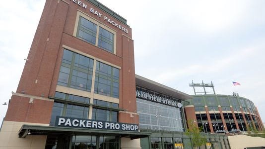 Before the Packers-Bears game Sunday at Lambeau Field, people can drop off old cellphones that will eventually be distributed to domestic violence survivors.