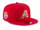 Diamondbacks Independence Day cap.