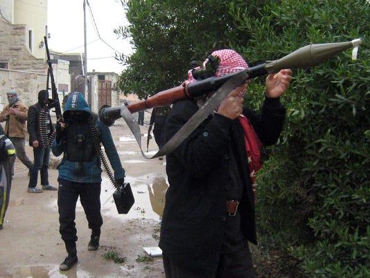AP APTOPIX Mideast Iraq