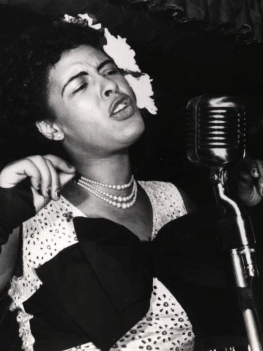 BILLIE HOLIDAY A FEA