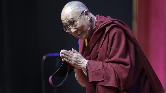 Dalai Lama's visit to Louisville Engaging Compassion.  May 19, 2013