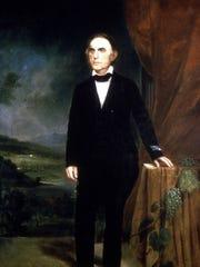 Nicholas Longworth portrait by Robert S. Duncanson