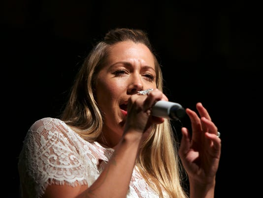 Colbie Caillat Performs A Private Concert For SiriusXM Listeners