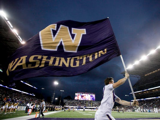 NCAA Football: Portland State at Washington