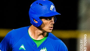 Freshman Marc Coffers, a Barron Collier graduate, made an immediate impact to the FGCU lineup before a wrist injury sidelined him. He's expected back before the end of the month.