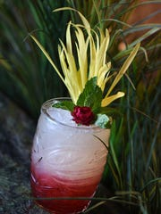 At Barrels & Bites, the Peppermill is offering a lilikoi 'Lo made with Don Q Cristal Rum, plus lilikoi and other fruit juices. The drink takes its name from mixologist Ilona Martinez.