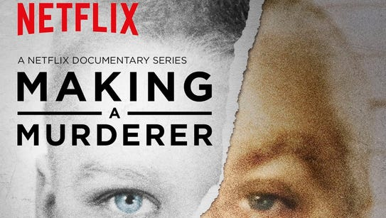 """The 10-part documentary series, """"Making a Murderer,"""""""