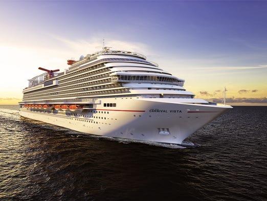 New Cruise Ships For Carnival Vista - Nickelodeon cruise ships