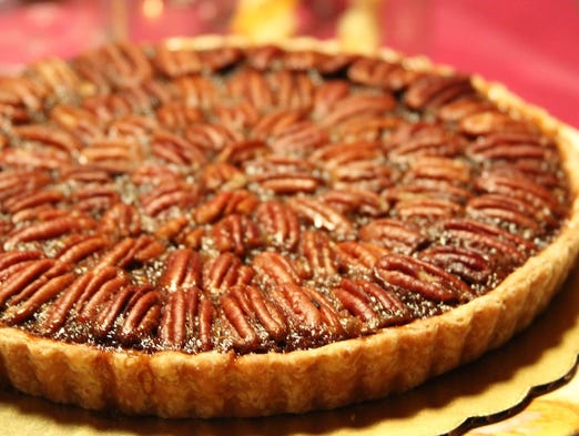 Food Network Chocolate Pecan Pie